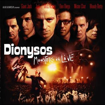 Dionysos - Monsters In Live