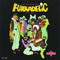 Funkadelic - The Very Best Of Funkadelic 1976 - 1981 CD2