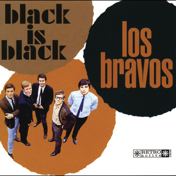 Los Bravos - Black Is Black (Explicit)