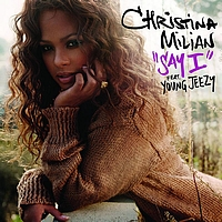 Christina Milian - Say I (International ECD Maxi)