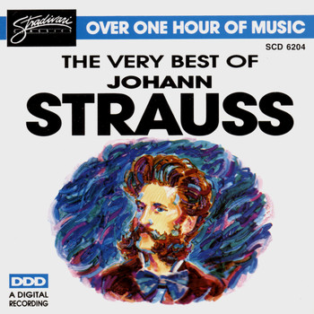 The Vienna Opera Orchestra - The Very Best Of Johann Strauss
