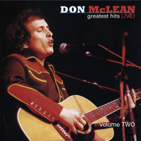Don McLean - Greatest Hits Live! Volume 2