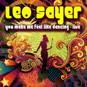 Leo Sayer - You Make Me Feel Like Dancing - Live
