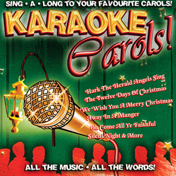 AVID Professional Karaoke - Christmas Carols Karaoke (Professional Backing Track Version)