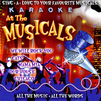 AVID Professional Karaoke - Karaoke At The Musicals (Professional Backing Track Version)