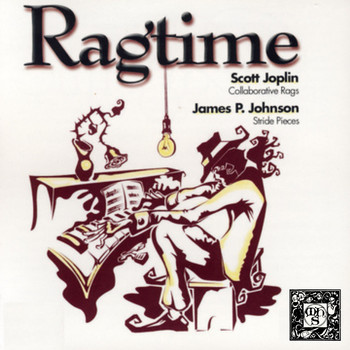 William Bolcom, William Albright - Ragtime