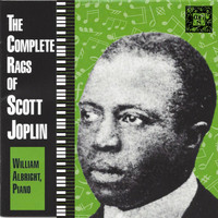 William Albright - The Complete Rags Of Scott Joplin
