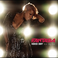 Fantasia featuring Big Boi - Hood Boy (Radio Edit)