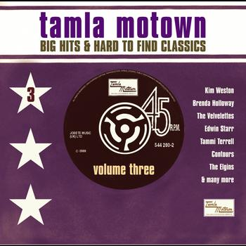 Various Artists - Big Motown Hits & Hard To Find Classics - Volume 3