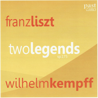 Wilhelm Kempff - Liszt: Two Legends