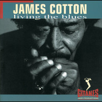 James Cotton - Living The Blues
