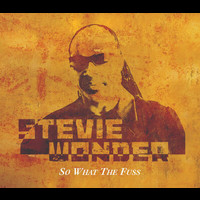 Stevie Wonder - So What The Fuss (Int'l Comm Single)