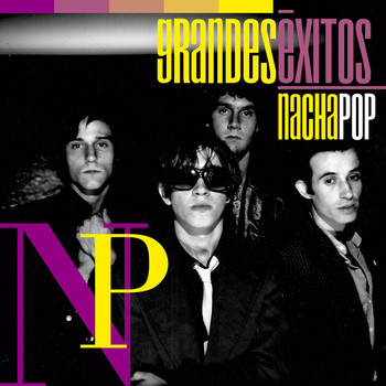 Nacha Pop - Grandes Éxitos: Nacha Pop