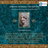 Martha Argerich - Live from the Lugano Festival 2008