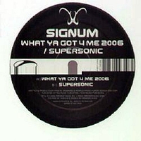 Signum - What Ya Got 4 Me 2006 / Supersonic