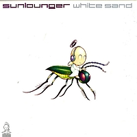 Sunlounger - White Sand