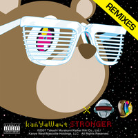 Kanye West - Stronger (Remixes)