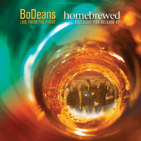 BoDeans - Homebrewed: Live From The Pabst (Exclusive Pre-Release EP)