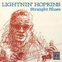 Lightnin' Hopkins - Straight Blues (Remastered)