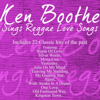 Ken Boothe - Ken Boothe Sings Reggae Love Songs