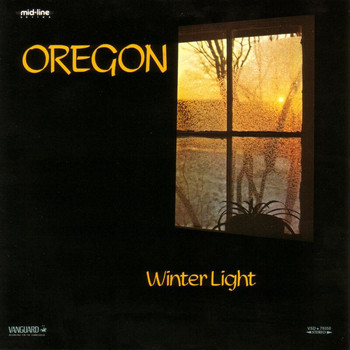 Oregon - Winter Light