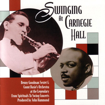 Various Artists - Swinging At Carnegie Hall (Live)