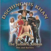 Dschinghis Khan - The Jubilee Album/Jewelcase