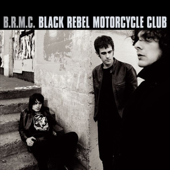 Black Rebel Motorcycle Club - B.R.M.C.