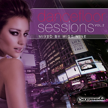Miss Nine - Dancefloor Sessions mixed by Miss Nine