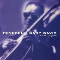 Reverend Gary Davis - Live At Newport