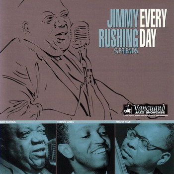 Jimmy Rushing - Every Day