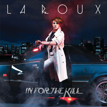 La Roux - In For The Kill (UK comm CD)