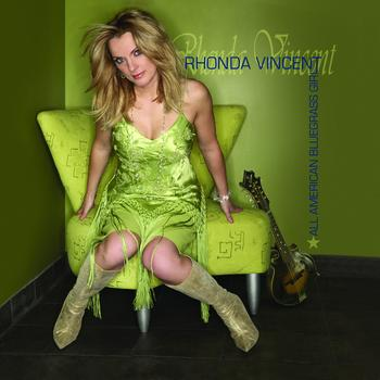 Rhonda Vincent - All American Bluegrass Girl