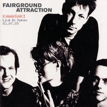 Fairground Attraction - Live in Japan