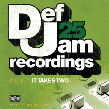Various Artists - Def Jam 25: Volume 4 - It Takes Two Pt. 2 (Explicit Version)