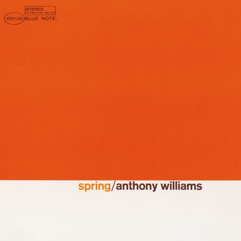 Tony Williams - Spring (Rudy Van Gelder Edition)