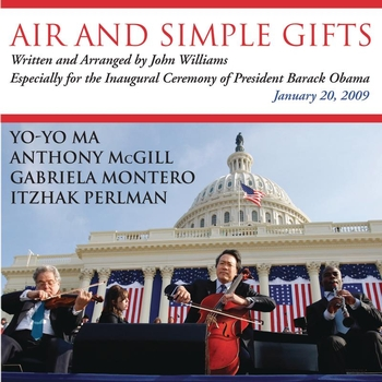 Yo-Yo Ma - Air and Simple Gifts
