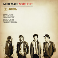 Mutemath - Spotlight EP (Commercial Digital)