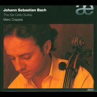 Marc Coppey - Bach: The Six Cello Suites