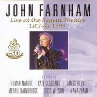 John Farnham - John Farnham Live At The Regent Theatre
