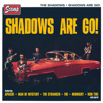 The Shadows - Shadows Are Go! (Explicit)