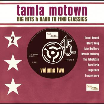 Various Artists - Big Motown Hits & Hard To Find Classics - Volume 2