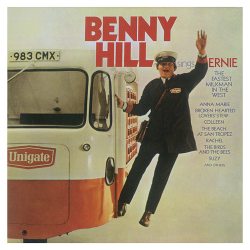 Benny Hill MP3 Track Ting-A-Ling-A-Loo
