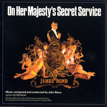 Various Artists - On Her Majesty's Secret Service (Original Motion Picture Soundtrack / Expanded Edition)