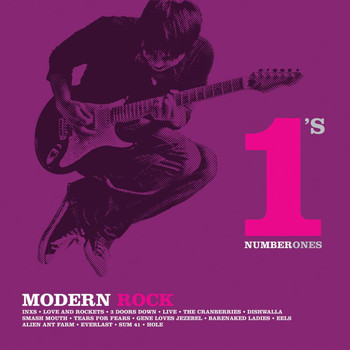 Various Artists - Modern Rock Number 1's