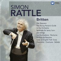 Sir Simon Rattle - Britten