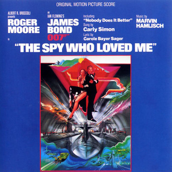 Various Artists - The Spy Who Loved Me
