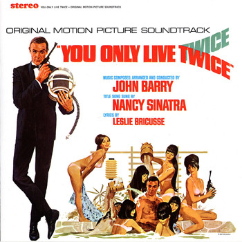 Various Artists - You Only Live Twice - Soundtrack