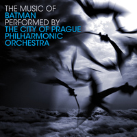 The City of Prague Philharmonic Orchestra - The Music of Batman