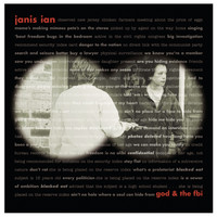 Janis Ian - God and the FBI